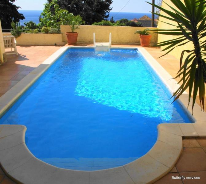 Take a refreshing dip in your very own private pool - Great three-bedroom terrace sea view private pool! - Dubrovnik - rentals