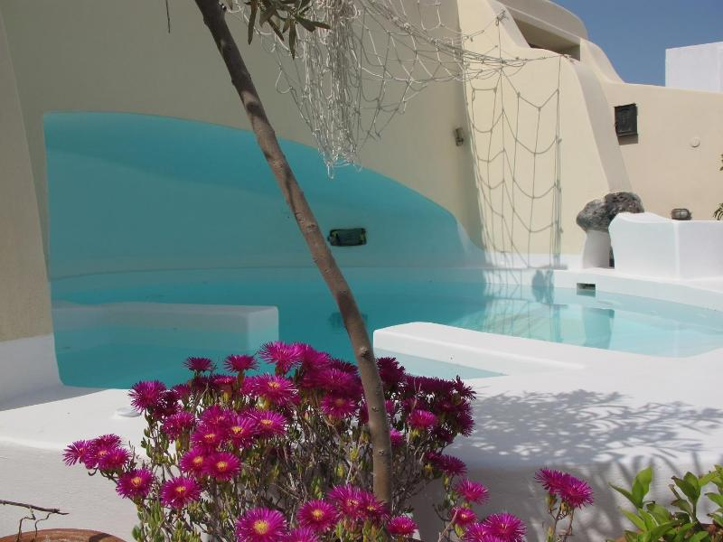 House for 2-12 Persons near Oia with Jacuzzi - Image 1 - Oia - rentals