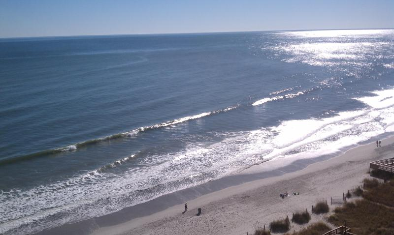 Balcony view - Your Tropical Vacation Adventure is Waiting... - North Myrtle Beach - rentals