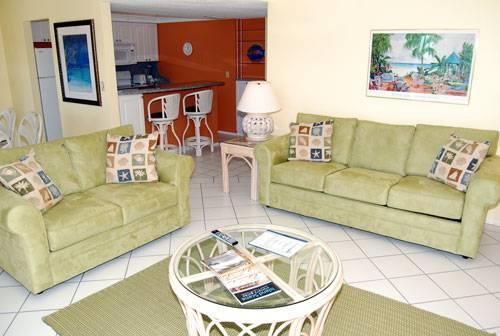 Sanibel Siesta on the Beach unit 106 - Image 1 - Sanibel Island - rentals