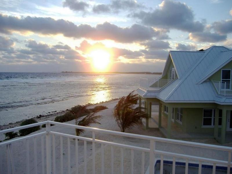 Sunrise in the east - Ocean Paradise - Beachfront Vacation Rentals - Rum Point - rentals