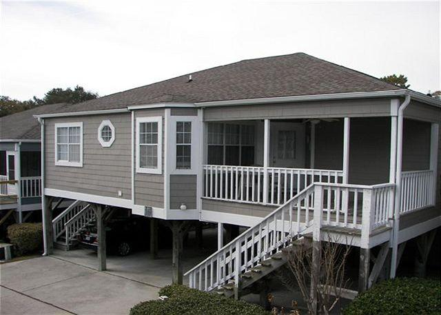 Arbor House 2nd Row Myrtle Beach South Carolina - Image 1 - Myrtle Beach - rentals