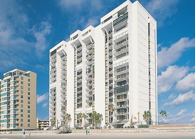 Brigadune Ocean Front Myrtle Beach South Carolina - Image 1 - Myrtle Beach - rentals