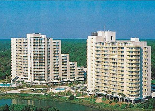 Ocean Creek Plantation South Tower Oceanfront Myrtle Beach South Carolina - Image 1 - Myrtle Beach - rentals