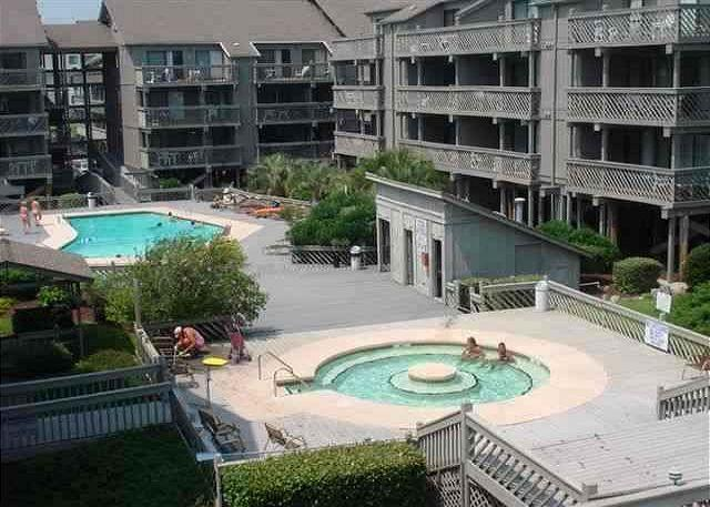ShipWatch Pointe I  2nd Row Myrtle Beach South Carolina - Image 1 - Myrtle Beach - rentals