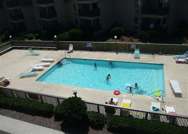 A Place At The Beach III Ocean View Myrtle Beach SC - Image 1 - Myrtle Beach - rentals
