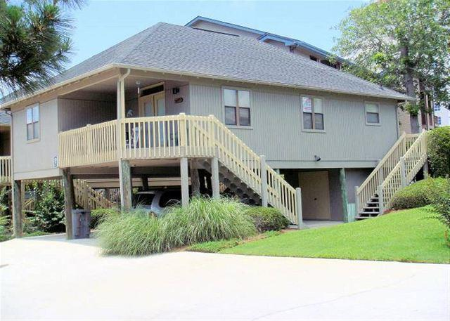 Guest Cottage 2nd Row Myrtle Beach South Carolina - Image 1 - Myrtle Beach - rentals