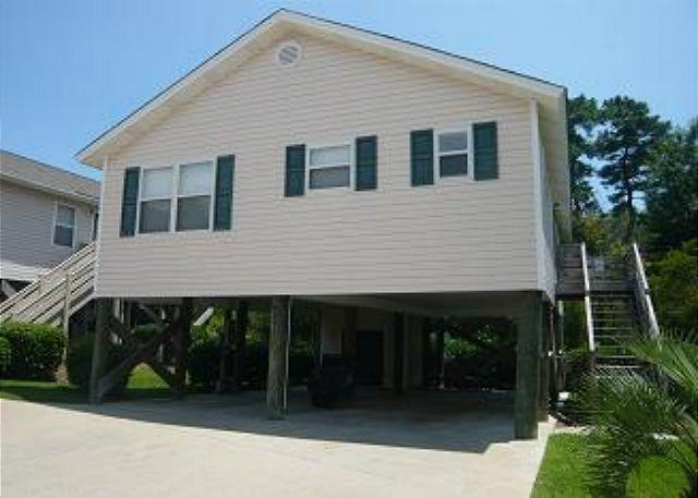 Ocean Green Cottages 2nd Row Myrtle Beach South Carolina - Image 1 - Myrtle Beach - rentals