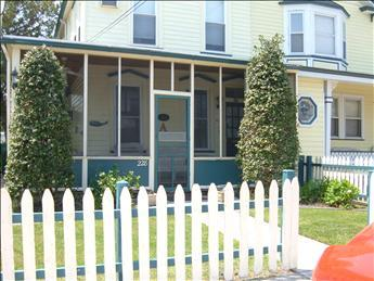 Nice House in Cape May (5876) - Image 1 - Cape May - rentals