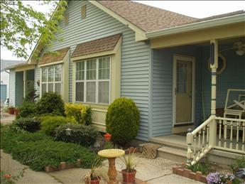 Perfect 2 Bedroom-2 Bathroom House in Cape May (3718) - Image 1 - Cape May - rentals