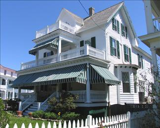 Great House in Cape May (Queen Ann s 3457) - Image 1 - Cape May - rentals