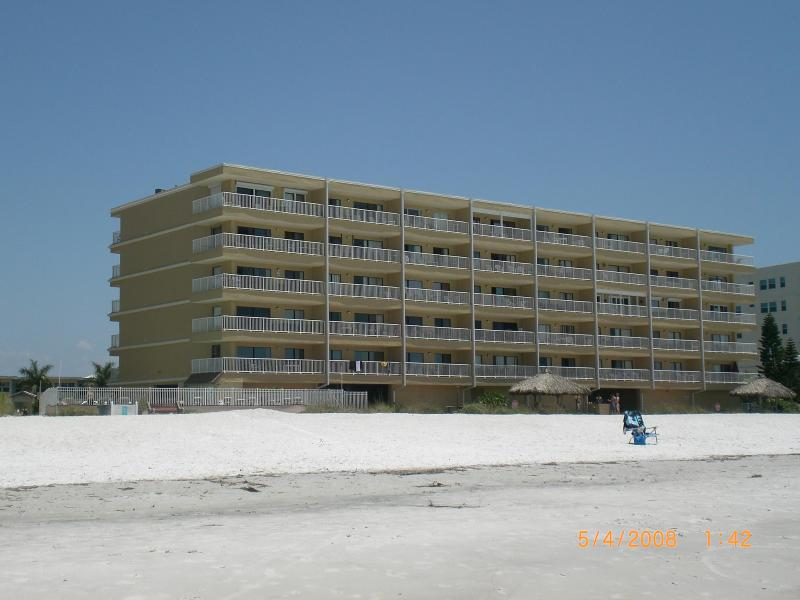 Sea Gate Ext. - Seagate #405 - Indian Shores - rentals