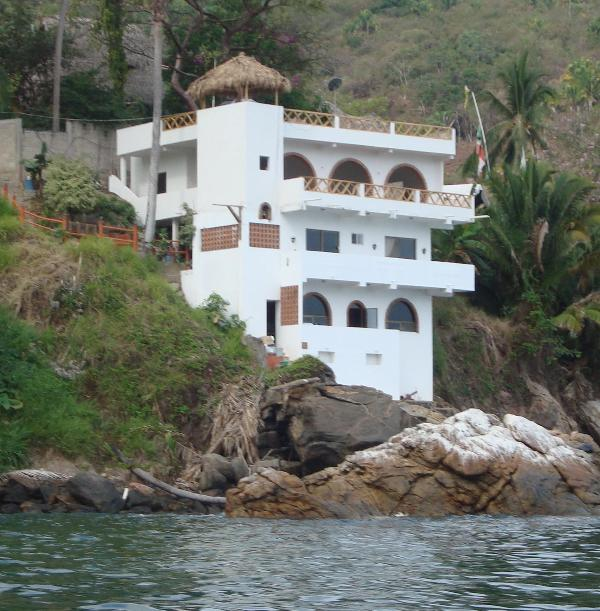 Mar y Sol Villas - Casa Tonielle at Mar y Sol Villas ... the absolute best location in Yelapa. - Yelapa - rentals
