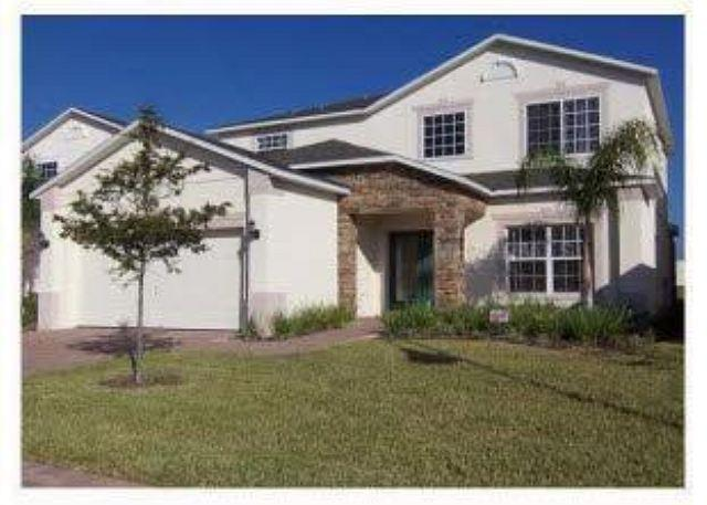 Highgate Park Boulevard 4 Bed 3 Bath Pool Home - Golf Nearby and Disney  - 5 Bed 4 Bath, High Ceilings - FREE WIFI OP244HB - Davenport - rentals