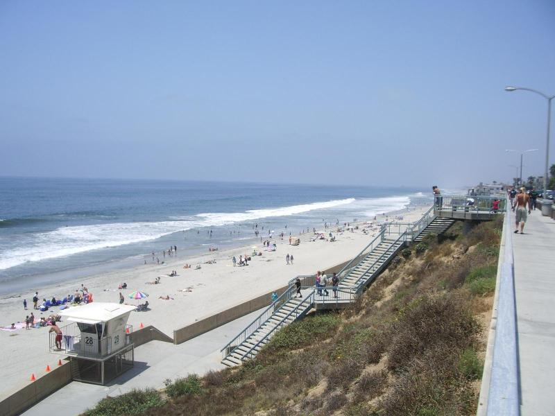 Boardwalk - Ocean view Condo just steps from the beach - Carlsbad - rentals