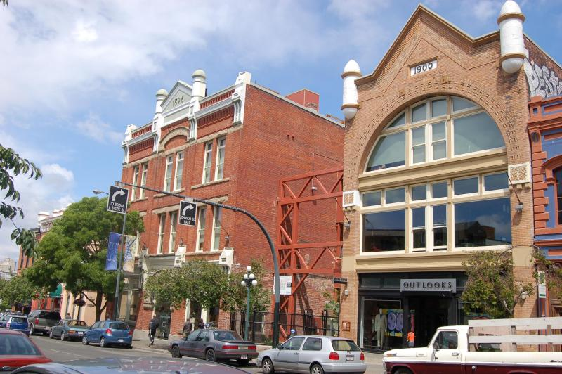 Awarehouse Loft in Leiser Building - Modern Living in Victoria's Historical Downtown - Victoria - rentals