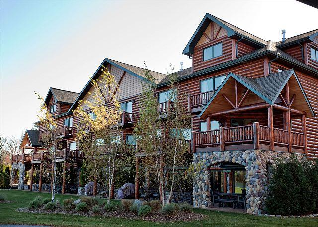 Voyageur Crossings: Unit 17&18 - Image 1 - Eagle River - rentals