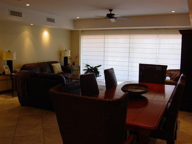Large table and 6 chairs - Vista Mar 3 BR Ocean View Condo - Jaco - rentals