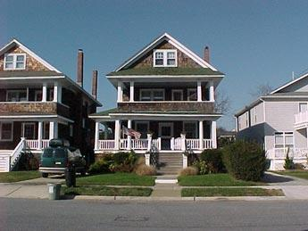 Super House in Cape May (9593) - Image 1 - Cape May - rentals