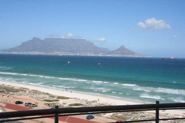 1.View from balcony 2 - Portico 706 - Cape Town - rentals