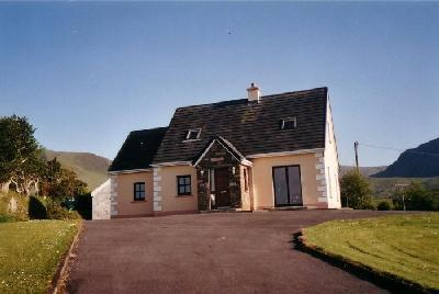 view of cottage - Scorid cottage ,Cloghane , Dingle Peninsula - Cloghane - rentals