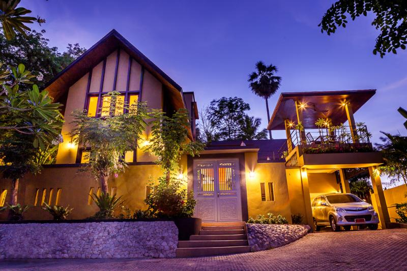 Beautiful Butterfly Garden Villa - Elegant Villa with Private Pool and Jacuzzi - Koh Samui - rentals