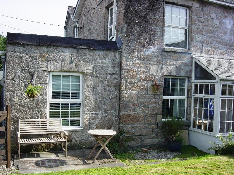 The Studio B&B & Self Catering St Austell Cornwall - Image 1 - Saint Austell - rentals