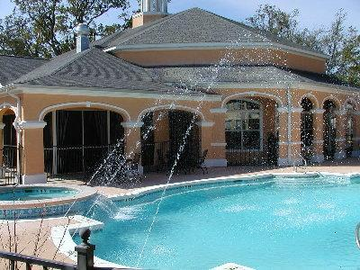 Club House with Pool and Hot Tub #1 - The Garden Villa - Biloxi - rentals