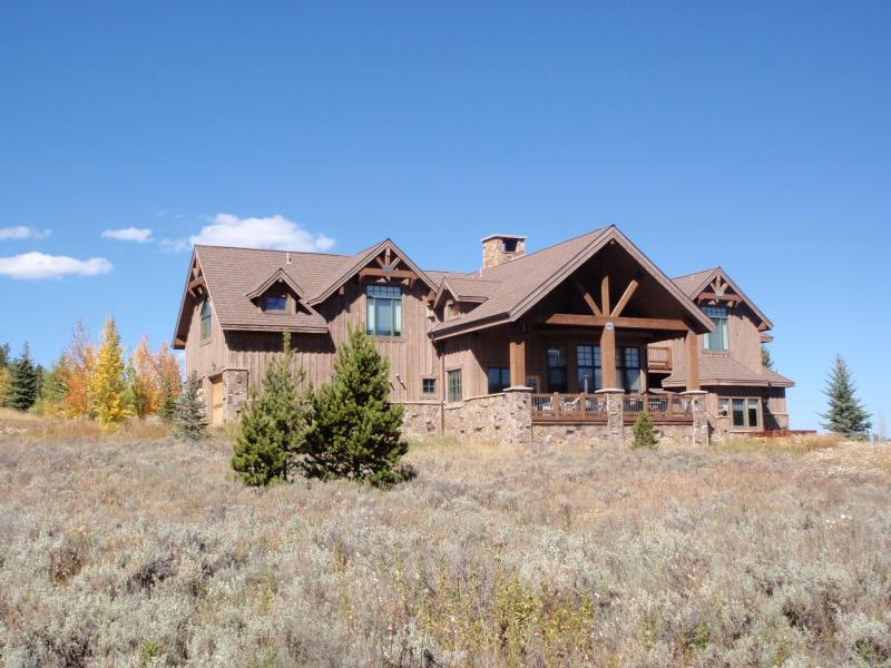 Highlands Retreat - Luxury Golf Course Home - Image 1 - Breckenridge - rentals