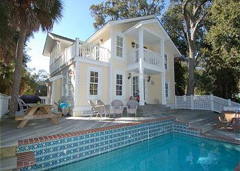 28 Sandpiper | North Forest Beach Home Vacation Rental | Hilton Head Island - Image 1 - Hilton Head - rentals