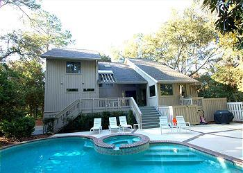24 Red Cardinal | Sea Pines Home Vacation Rental | Hilton Head Island - Image 1 - Hilton Head - rentals