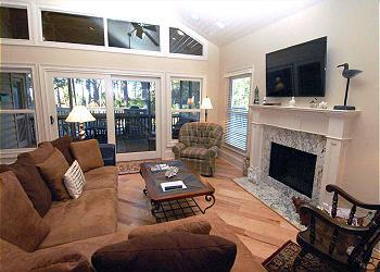 3 Beachside | Sea Pines Home Vacation Rental | Hilton Head Island - Image 1 - Hilton Head - rentals