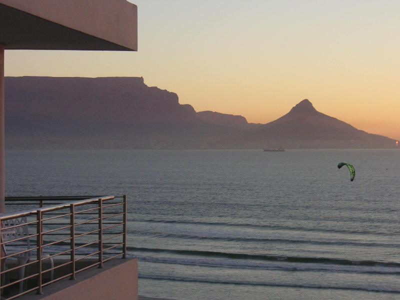 View of Table Mountain from the balcony - Cape Town Beachfront with the most AMAZING VIEWS! - Cape Town - rentals