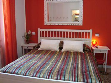 Pompeian Red Room - Alice's Bed and Breakfast - Rome - rentals