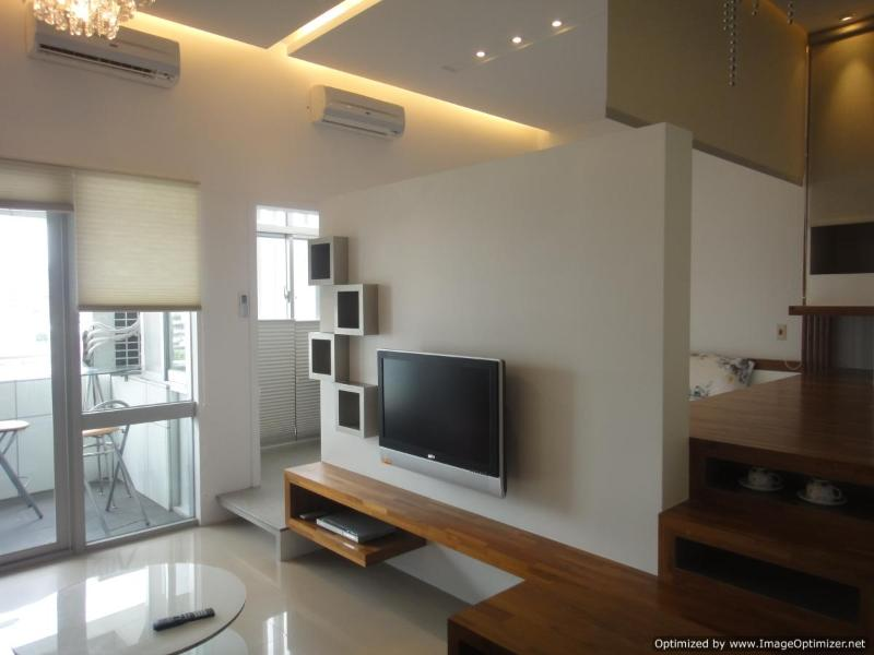 Loft One Bedroom Apartment - Luxurious Loft One Bedroom - Taipei - rentals