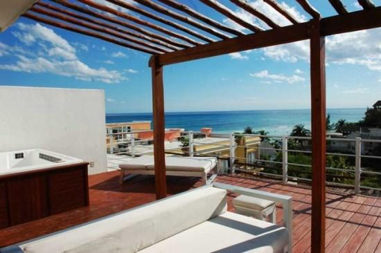 Magia penthouse Dreams - Private rooftop - Vacation rentals - Playa del Carmen - Magia PH Dreams - Playa del Carmen - rentals