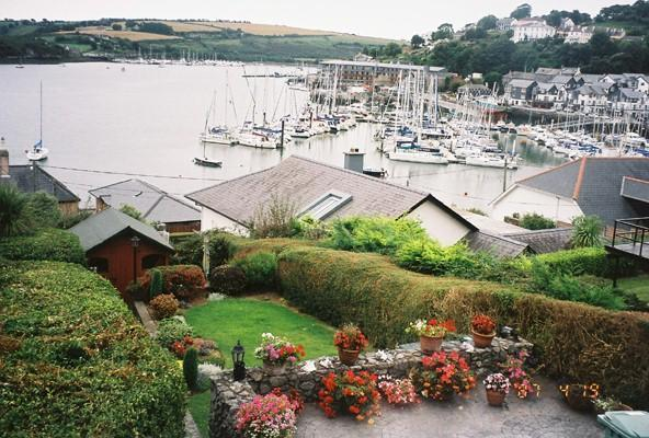 View from Apartment - Pisces Apartment - Kinsale - rentals