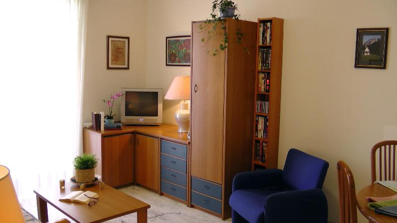 12' x 18' Living-dining room - Residence Monte Sacro - Rome - rentals