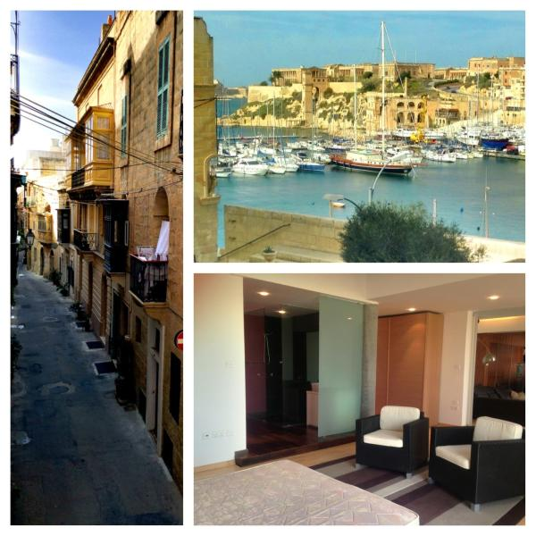 Luxury apartment - Vittoriosa luxury apartment - Vittoriosa - rentals