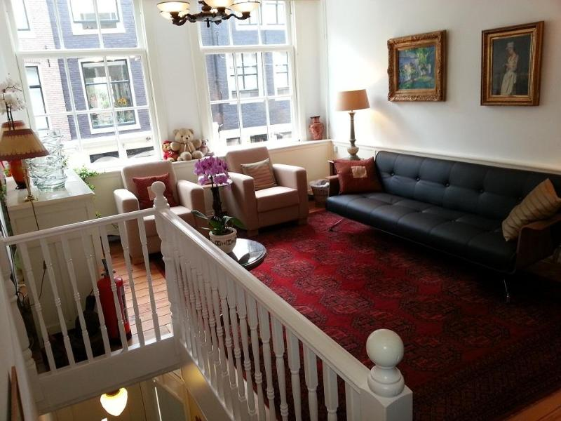 guest living room - Maes B&B - Amsterdam - rentals