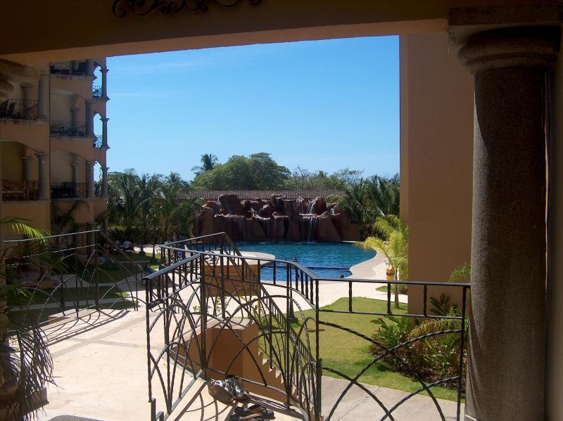 View from our balcony - Casa Tamarindo - Luxury Tamarindo Beach Condo - Tamarindo - rentals