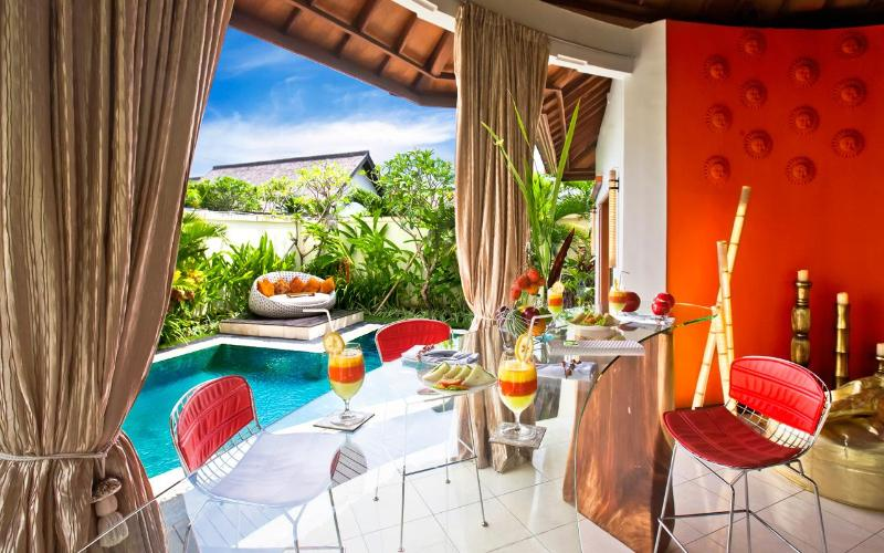 Villa Sun - funky and cool living by the sea. - Best location in town! Cool & Funky. 4S Villas - Seminyak - rentals