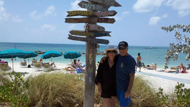 Your Host and Hostess - Tropical Escape - Key West - rentals