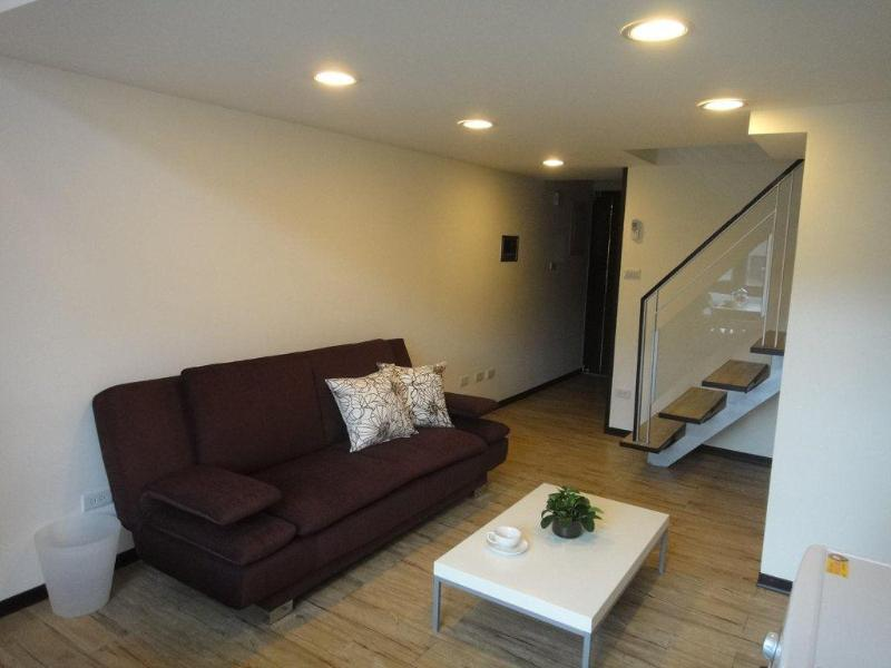 Luxurious One Bedroom Duplex - Image 1 - Taipei - rentals