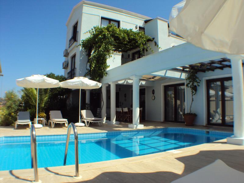 VILLA and POOL - LUXURIOUS VILLA WITH PRIVATE POOL AND  SEA VIEWS - Kalkan - rentals