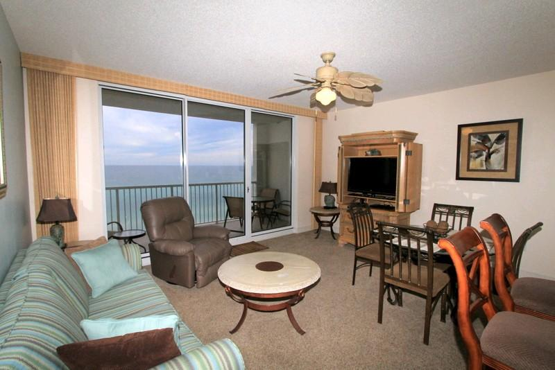 Majestic Beach Resort T1 Unit 813 - Image 1 - Panama City Beach - rentals