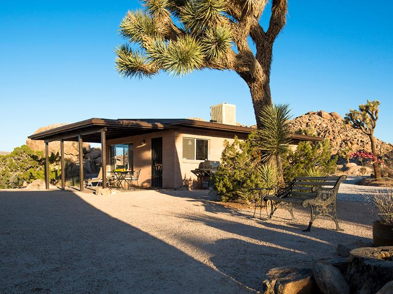 Rock Haven Cabin - Rock Haven Cabin ~ quiet, beautiful, private - Joshua Tree - rentals