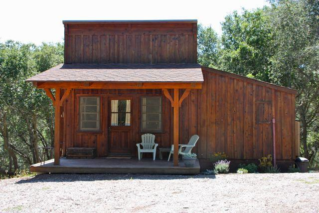 Front of Guest House - 46W wine country Guest House & Saloon - Paso Robles - rentals