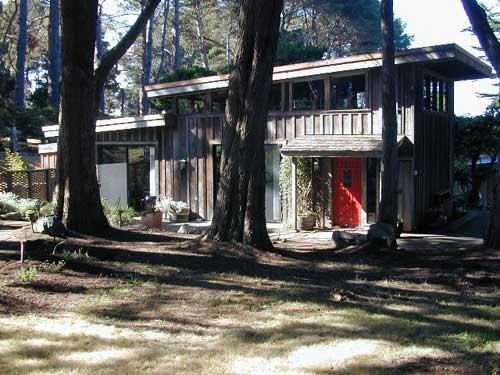 Chapman Point Cottage - near Mendocino - for two - Image 1 - Mendocino - rentals