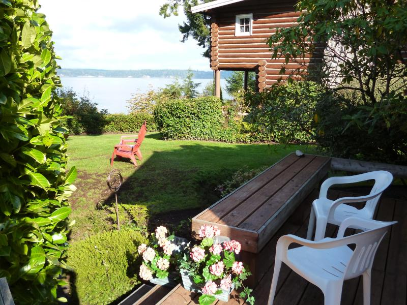 Classic Puget Sound at your doorstep - Puget Sound Beach Cabin Getaway - Lacey Olympia - Olympia - rentals